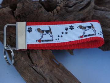 Schlüsselband Beagle L
