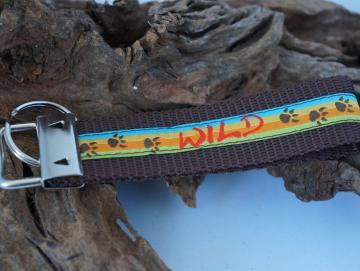Schlüsselband Wild