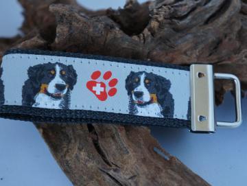 Schlüsselband Berner Sennenhund