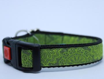 Halsband Green Mandala
