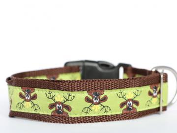 Halsband Hello Reindeer